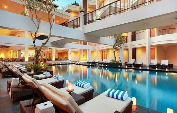 Hotel dan akomodasi di Nusa Dua Bali tripbaligo