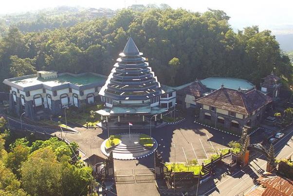 Museum Gunung Api Batur Wisata Edukasi Yang Murah Meriah