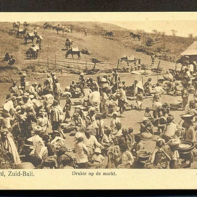 sejarah desa Wisata kintamani