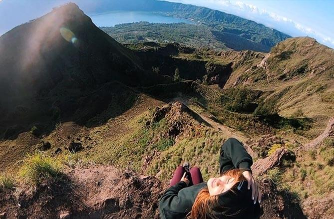 gunung batur kintamani, desa wisata kintamani