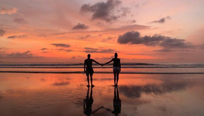 pantai Seminyak di Bali