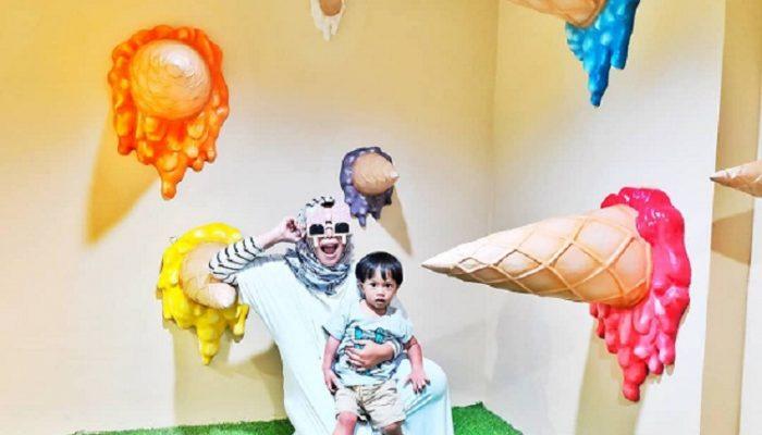 Ice Cream World Bali Liburan Ala Negeri Dongeng