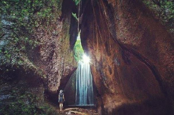 Air Terjun Wana Ayu Wisata Alam Asri Dan Murah Meriah