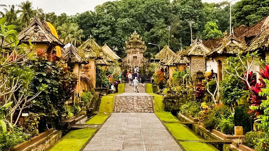 Desa Penglipuran Bali Yang Kental Budaya dan Keindahan Luar Biasa