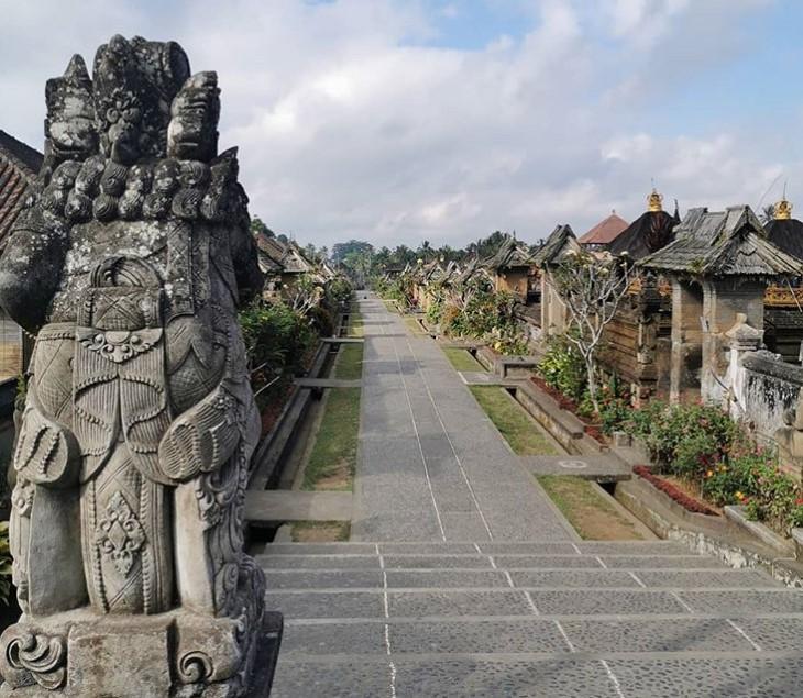 Daftar Desa Wisata di Bali Paling Populer Bagi Traveller - panglipuran @lutfiheima