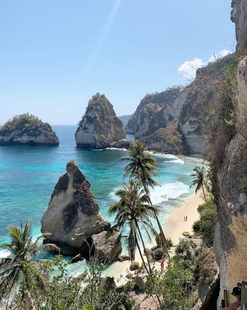 Atuh Beach - 1, Nusa Penida, cassidyjhunt
